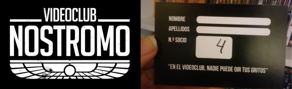 Carnet Socio Videoclub Nostromo