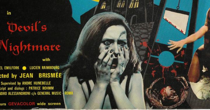 The Devil's Nightmare (Jean Brismée, 1971)