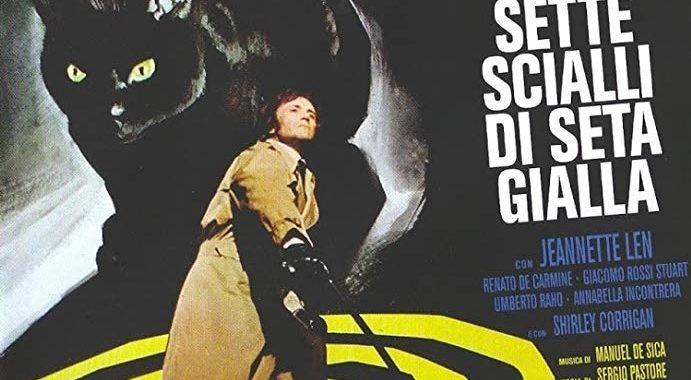 Sette Scialli di Seta Gialla (Sergio Pastore, 1972)