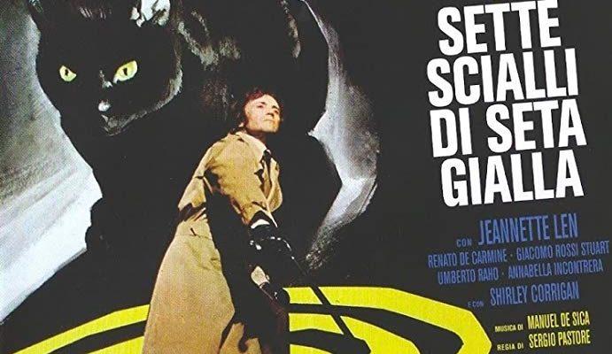 Sette scialli di seta gialla (1972) Foto entrada