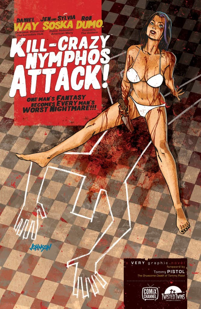 Kill-Crazy Nymphos Attack!