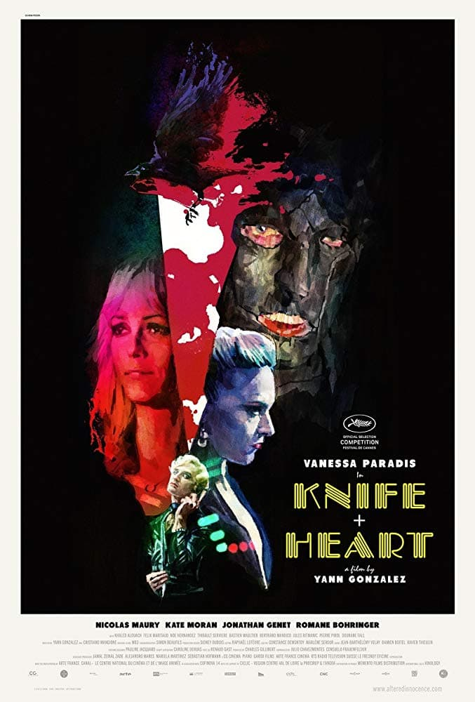 Knife + Heart (2018)