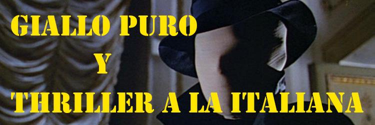 Giallo y Thriller a la italiana