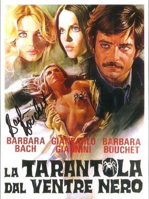 Portada La tarantola dal ventre nero (1971)