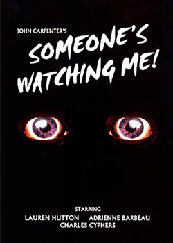 Someone's watching me