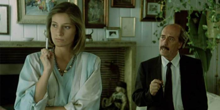 Agente Méndez y Blanca Bassegoda
