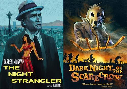 El vampiro de la noche - La oscura noche del espantapájaros