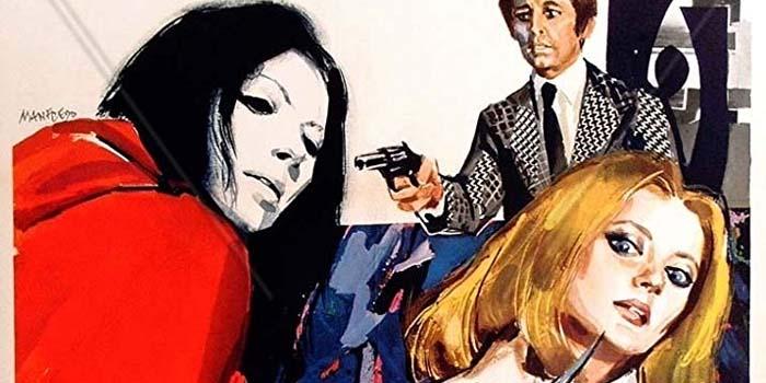 La dama rossa uccide sette volte (Emilio Miraglia, 1972)