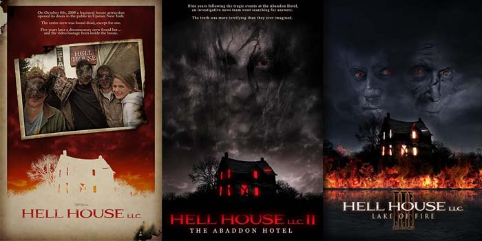 Hell House LLC Saga (Stephen Cognetti)