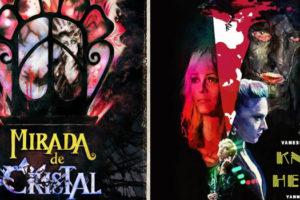 «Mirada de Cristal» + «Knife+Heart» (Neo-Giallos)